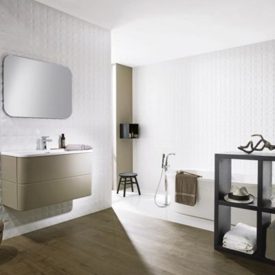 Venis Diamond white from the Tile Company