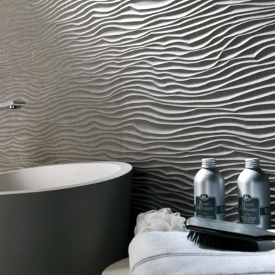 Venis Newport Park Dark Grey by the Tile Company