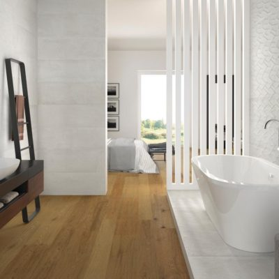 Venis Newport Park White by the Tile Company