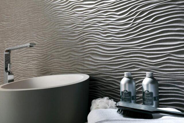 Venis Newport Park Dark Grey by the Tile Company