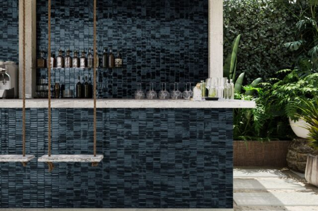 Aparici Joliet Sapphire Prisma from The tile company
